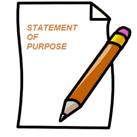 Statement of purpose essay for mba